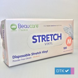 Stretch Vinyl Disposable Gloves
