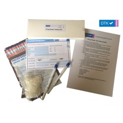 Drug Swab Testing Kits (Fast Track)