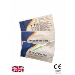 3x AMP Amphetamine Rapid Urine Test Strip