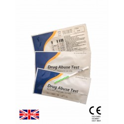 10x AMP Amphetamine Rapid Urine Test Strip