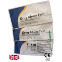 4x BUP Buprenorphine Rapid Urine Test Strip