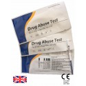 4x THC Cannabis Rapid Urine Test Strip