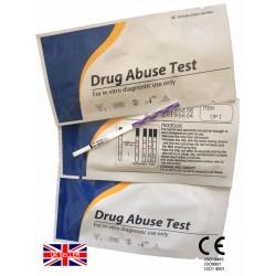 2x Opiate (OPI) Rapid Urine Test Strip