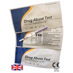 3x Opiate (OPI) Rapid Urine Test Strip