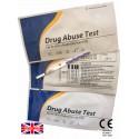 4x Opiate (OPI) Rapid Urine Test Strip