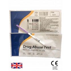 1x Benzodiazepines (BZO) Rapid Urine Test Strip