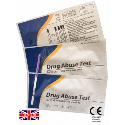 15x Benzodiazepines (BZO) Rapid Urine Test Strip