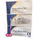 4x Cocaine (COC) Rapid Urine Test Strip