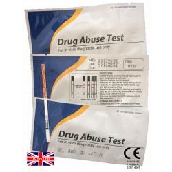 4x Methadone (MTD) Rapid Urine Test Strip
