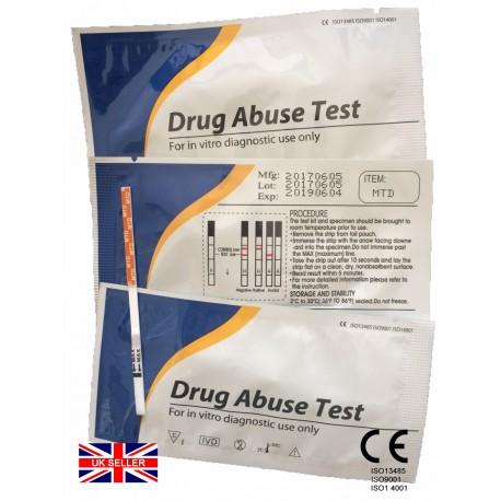 1x Methadone (MTD) Rapid Urine Test Strip