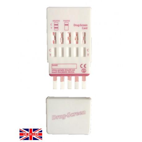 5 in 1 Drug Testing Kits