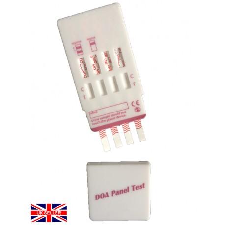 4 in 1 drug testing kits