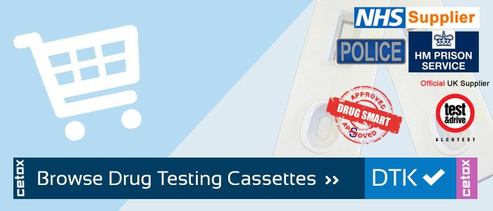 Browse Drug Testing Cassettes
